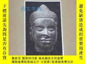 二手書博民逛書店【罕見】Sculptures Khmères Khmères雕刻