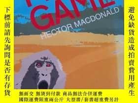 二手書博民逛書店THE罕見MIND GAME HECTOR MACDONALD(