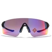 OAKLEY 太陽眼鏡 EVZERO BLADES ASIAN FIT 黑彩 亞洲版 PRIZM色控科技 極致輕 (布魯克林) OKOO9454A0238
