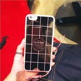 [24hr-現貨快出] 鏡面掛繩手機殼 蘋果 iphone7 plus 軟殼 掛繩孔 防摔 矽膠 個性 閨蜜 情侶 保護殼