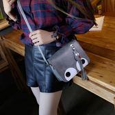 夏季少女生小包包新款潮韓版個性百搭可愛學生單肩斜背包