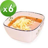 樂活e棧 低卡蒟蒻麵 燕麥涼麵+濃湯(共6份)