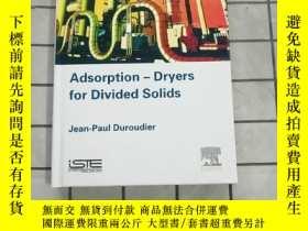 二手書博民逛書店Adsorption-Dryers罕見for Divided 進口原版 Y268220 Duroudier,