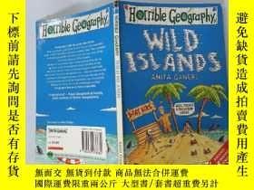 二手書博民逛書店Wild罕見Islands:荒島Y200392