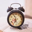 鬧鐘 鬧鐘學生用兒童起床神器男孩女孩床頭鐘大音量電子鐘靜音金屬鬧鈴 【618 大促】