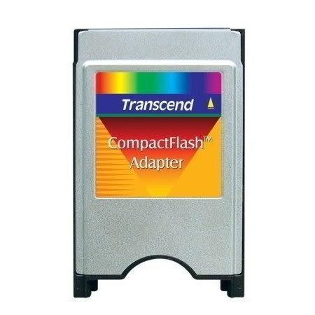 創見 讀卡機 【TS0MCF2PC】 CF轉PCMCIA轉接卡 兩年保固 新風尚潮流