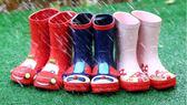 618好康鉅惠兒童雨鞋雨靴男童女童寶寶小孩卡通