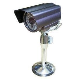 【CHICHIAU】專業級48燈 防水 彩色 夜視 雙遮罩 雙玻璃 無光暈 SHARP 1/3 紅外線 監視器材