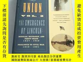 二手書博民逛書店ORDEAL罕見OF THE UNION VOL 2Y23886
