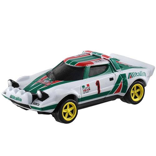 TOMICA PREMIUM 19 Lancia Stratos Rally TM86629 多美小汽車