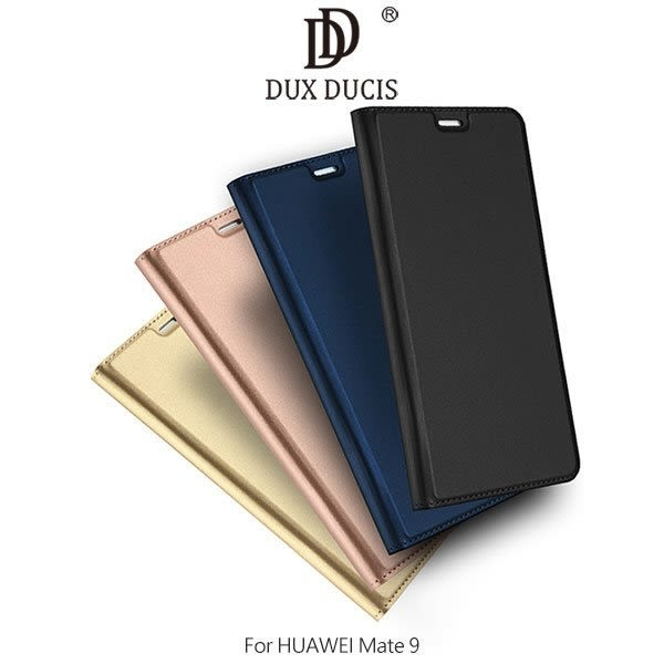 DUX DUCIS HUAWEI Mate 9 SKIN Pro 皮套 磁吸 側翻 插卡 可立皮套 保護套