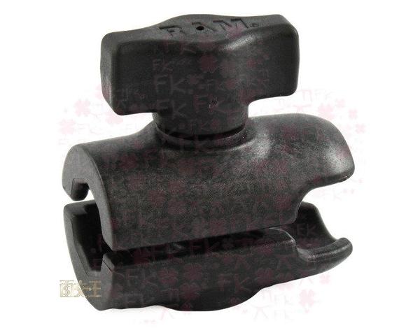 【尋寶趣】單支臂八角形連接夾 RAM車架汽車/重機支架 固定架 RAM Mounts RAP-B-200-1U