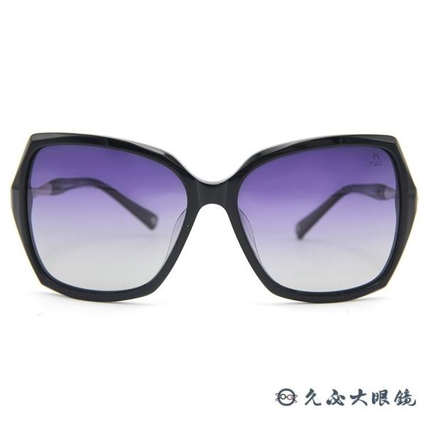 HELEN KELLER 林志玲代言 H8528 P40 (黑) 偏光太陽眼鏡 久必大眼鏡