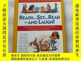 二手書博民逛書店READY...SET...READ-AND罕見LAUGH 16