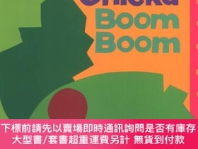 二手書博民逛書店Chicka罕見Chicka Boom Boom (Book & CD) 嘰喀嘰喀碰碰Y451951 Bill