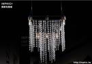INPHIC- 藝術創意水管水晶吊燈別墅復古l鐵藝奢華吊燈餐廳客廳_S197C