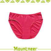 【Mountneer 山林 女 透氣三角內褲《深玫紅》】11K80-36/透氣內褲/排汗內褲/三角褲★滿額送