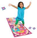 【奇買親子購物網】美國ALEX 室內跳房子地毯
