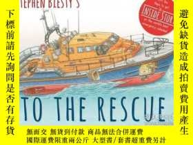 二手書博民逛書店Stephen罕見Biesty s To The RescueY237948 Rod Green、Stephe
