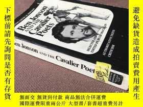 二手書博民逛書店Ben罕見Jonson and the Cavalier Poe