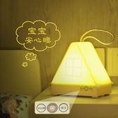 臺燈臥室燈具床頭小夜燈充電護眼帶遙控插電可調光嬰兒喂奶新生兒 js2016『科炫3C』