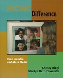 二手書博民逛書店《Facing Difference: Race, Gender, and Mass Media》 R2Y ISBN:0803990944