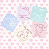 Hello Kitty 超Q愛喝水 珪藻土杯墊 (一組2入) 凱蒂 衛浴 踏墊 地墊 浴室 生日