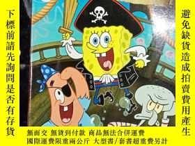 二手書博民逛書店Pirates罕見of Bikini Bottom(Sponge