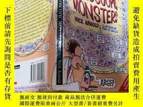 二手書博民逛書店Microscopic罕見Monsters :微觀的怪物Y200392