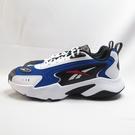 REEBOK VECTOR RUNNER 慢跑鞋 運動鞋 休閒鞋 男款 FY6521 藍黑 大尺碼【iSport愛運動】