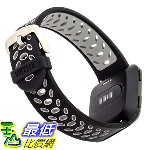[8美國直購] 替換帶 WITHit Designer Replacement Band for Fitbit Versa/Versa 2 Secure, Adjustable