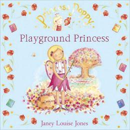 【麥克書店】PLAYGROUND PRINCESS  /英文繪本+CD