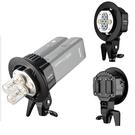 【EC數位】神牛 GODOX AD-B2 AD200專用S型雙燈支架 200W提升400W Bowens卡口
