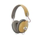 Paasonic 復古耳罩式藍芽耳機-古典茶 RP-HTX80BGCC
