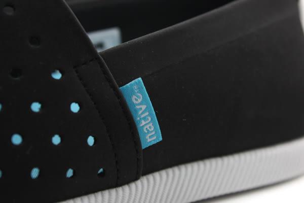 native VENICE 懶人鞋 休閒鞋 舒適 黑色 男鞋 女鞋 21102300-1105 no460
