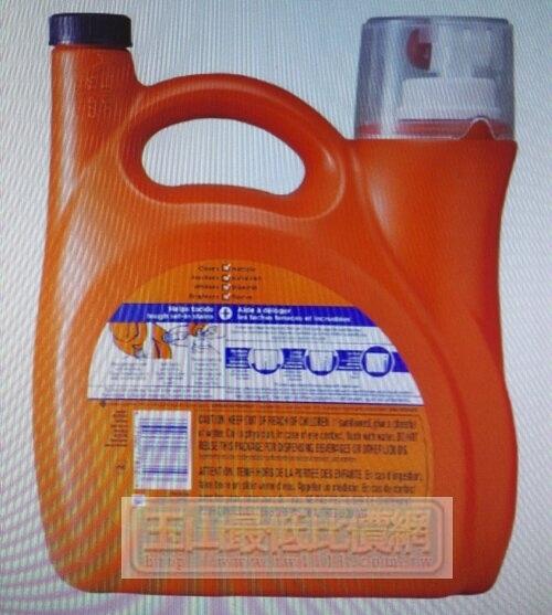 [COSCO代購] TIDE LAUNDRY DETERGENT 汰漬OXI亮白護色洗衣精 4.43公升81蓋次C2160440 單筆訂單限1瓶