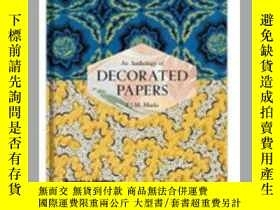 二手書博民逛書店An罕見Anthology of Decorated Papers: A SourY237948 Thames