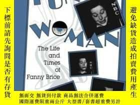 二手書博民逛書店Funny罕見Woman (a Midland Book)Y25