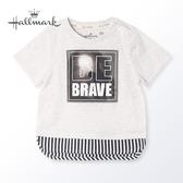 Hallmark Babies 與眾不同短袖上衣 HH1-R04-06-KB-MG