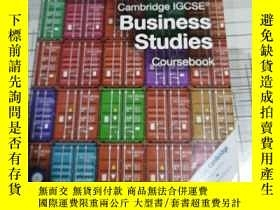 二手書博民逛書店Cambridge罕見INCREASE Business Stu
