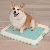 【培菓幸福寵物專營店】 IRIS《新一代網狀抗菌》中型狗便盆TFT-650