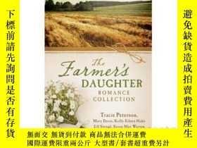 二手書博民逛書店The罕見Farmer s Daughter Romance C