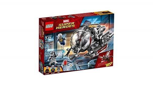 LEGO 樂高 Marvel Ant-Man Quantum Realm Explorers 76109 Building Set (200 Piece)