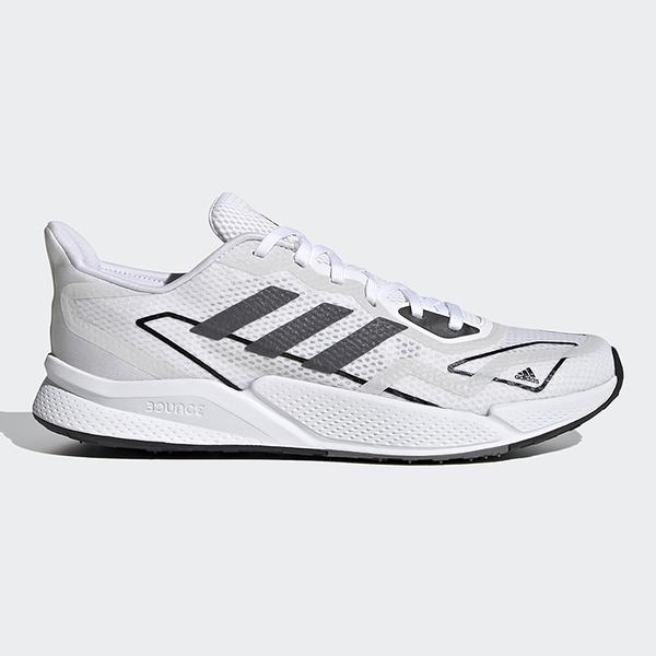 ADIDAS X9000L2 HEAT.RDY 男鞋 慢跑 避震 輕量 透氣 反光細節 白 黑【運動世界】FX8383