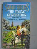 【書寶二手書T4/原文小說_JRW】The Young Generation_Sarah Shears