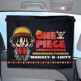 車之嚴選 cars_go 汽車用品【CE16】日本進口 ONE PIECE 航海王/海賊王 PW 魯夫 車窗 側擋 遮陽簾1入