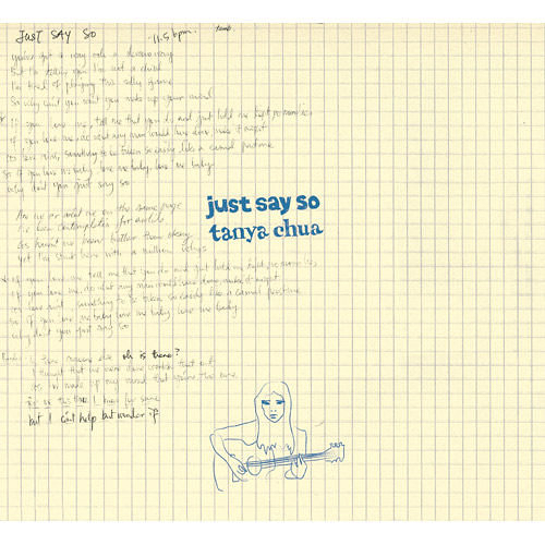 蔡健雅 Just Say So   英文專輯CD (購潮8)