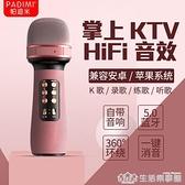 麥克風話筒音響一體全民手機k歌神器無線藍牙家用電視通用戶外唱歌老師專用 樂事館新品
