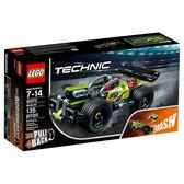 樂高積木LEGO 科技系列 42072 重擊! WHACK!