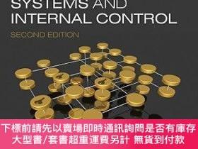 二手書博民逛書店預訂Accounting罕見Information Systems And Internal Control 2E